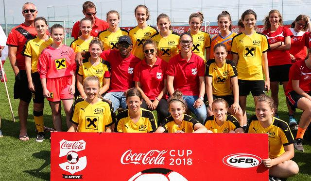 Das U16-Team aus dem Burgenland belegte Platz 6 in der Endwertung.