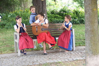 Familientag: Musik im Schlosspark Grafennegg