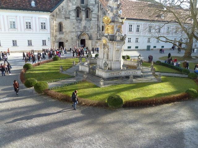 Innerer Stiftshof