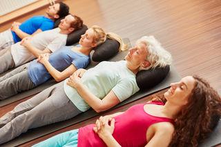 Gezielte Entspannung als Ausgleich zum Alltagsstress wird häufig im Rahmen von Gesundheitsurlauben angeboten.