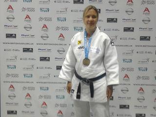 Claudia Loos ist Europameisterin