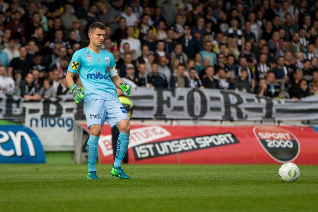 Lask-Urgestein Pavo Pervan wird fortan in Wolfsburg