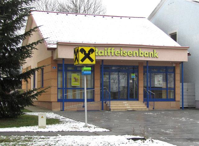 Das Gebäude hat die Versicherungsagentur Wagner von der Raiffeisen-Bezirksbank Jennersdorf erworben.