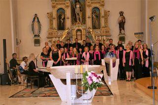 Der Gesangverein Jennersdorf ist 120 Jahre alt und lädt für Samstag, den 23. Juni, zu einem Chorkonzert ins Künstlerdorf Neumarkt an der Raab.