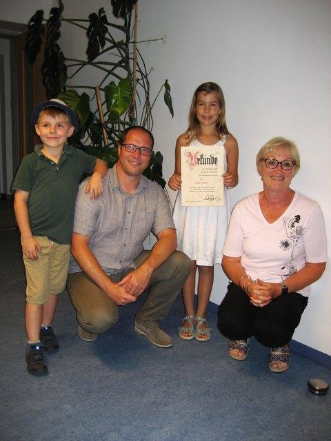 Mathematik ist das Steckenpferd von Anna Weber: Die Schülerin aus Petronell ist sechstbeste in Österreich.