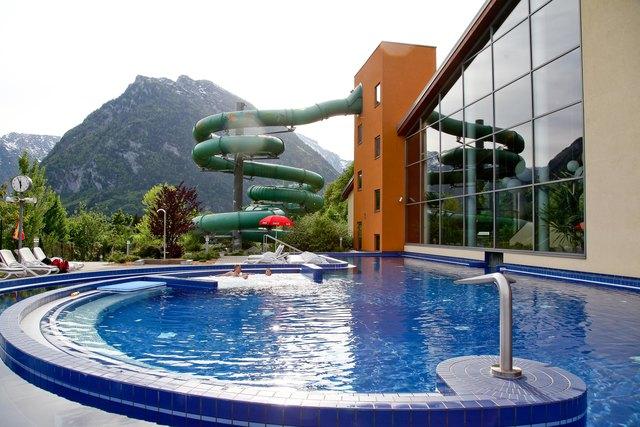 Ein Schönheitschlaf für das Wellnessbad in Golling: Das Aqua Salza sperrt für Umbauarbeiten vorübergehend seine Pforten.