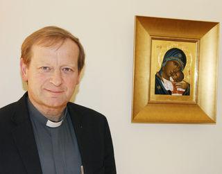 Priesterseminar-Regens Tobias Giglmayr wird in Zukunft auch die Pfarren Koppl und Guggenthal betreuen.