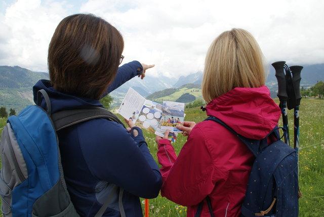 Der Hüttenpass kann bei jeder bewirtschafteten Hütte im Bundesland Salzburg gestempelt werden. Viel Spaß beim Stempelsammeln.