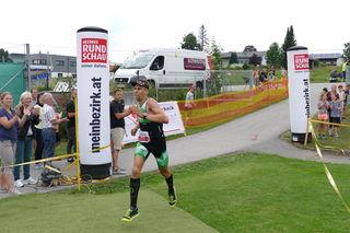 Matthias Aumayr ist der Gesamtsieger.