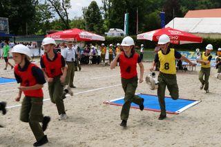52 Bewerbsgruppen absolvierten 76 Durchgänge beim Jugendleistungsbewerb in Piber.