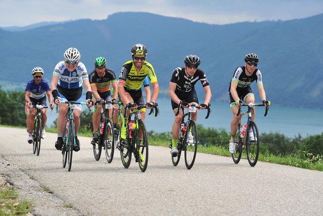 Bei der 32. Auflage des Radmarathons gibt es eine Streckenänderung – anstelle des Traunsees wartet der Fuschlsee.