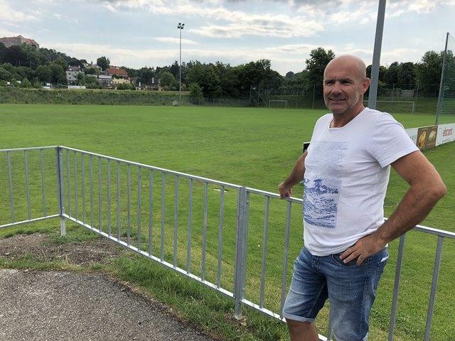 """SV-Neulengbach-Obmann Thomas Wirnsberger am Montag nach dem Fest: """"Unser Trainingsplatz wurde danach sofort gesäubert!"""""""