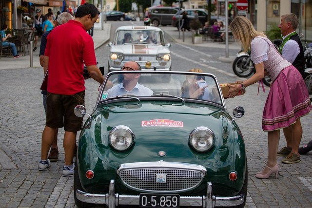 Genüsslicher Fahrspaß bei der Gourmet Rallye