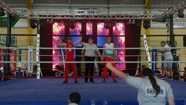 Philipp Wiesenhofer steht im Finale der Savate Europameisterschaft und wird diesen im September absolvieren.