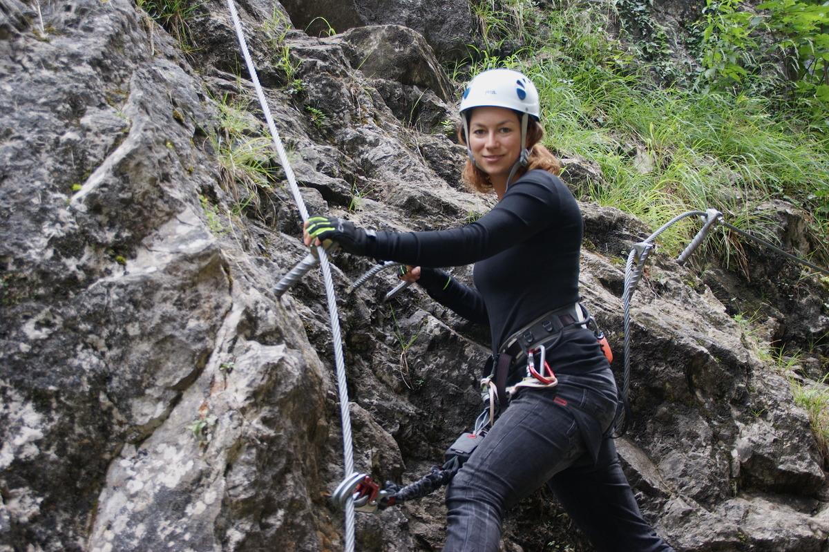 Klettersteig Salzburg : Fotogalerie tourfotos fotos zur klettersteig tour brustwand