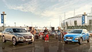 Im Zuge der Fußball-WM interpretieren Maroon 5 einen Song für WM-Sponsor Hyundai.