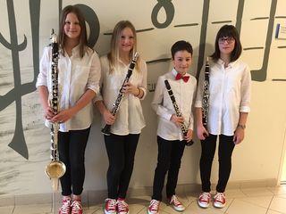 Junge Talente der Landesmusikschule Peuerbach