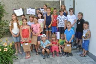 Aus über 100 Einreichungen wurden 20 Preisträger in den Kategorien Kindergarten und Volksschule von einer Fachjury ermittelt.