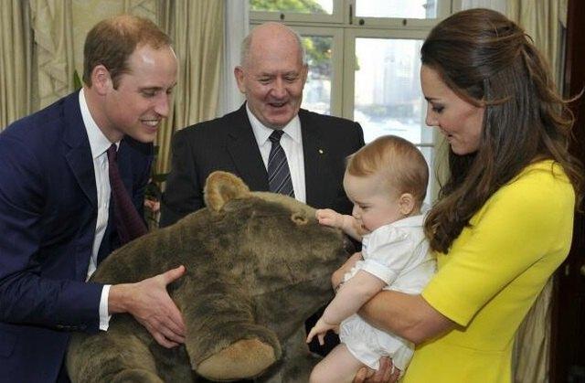 Kate Middleton lässt ihren Sohn im Juli taufen