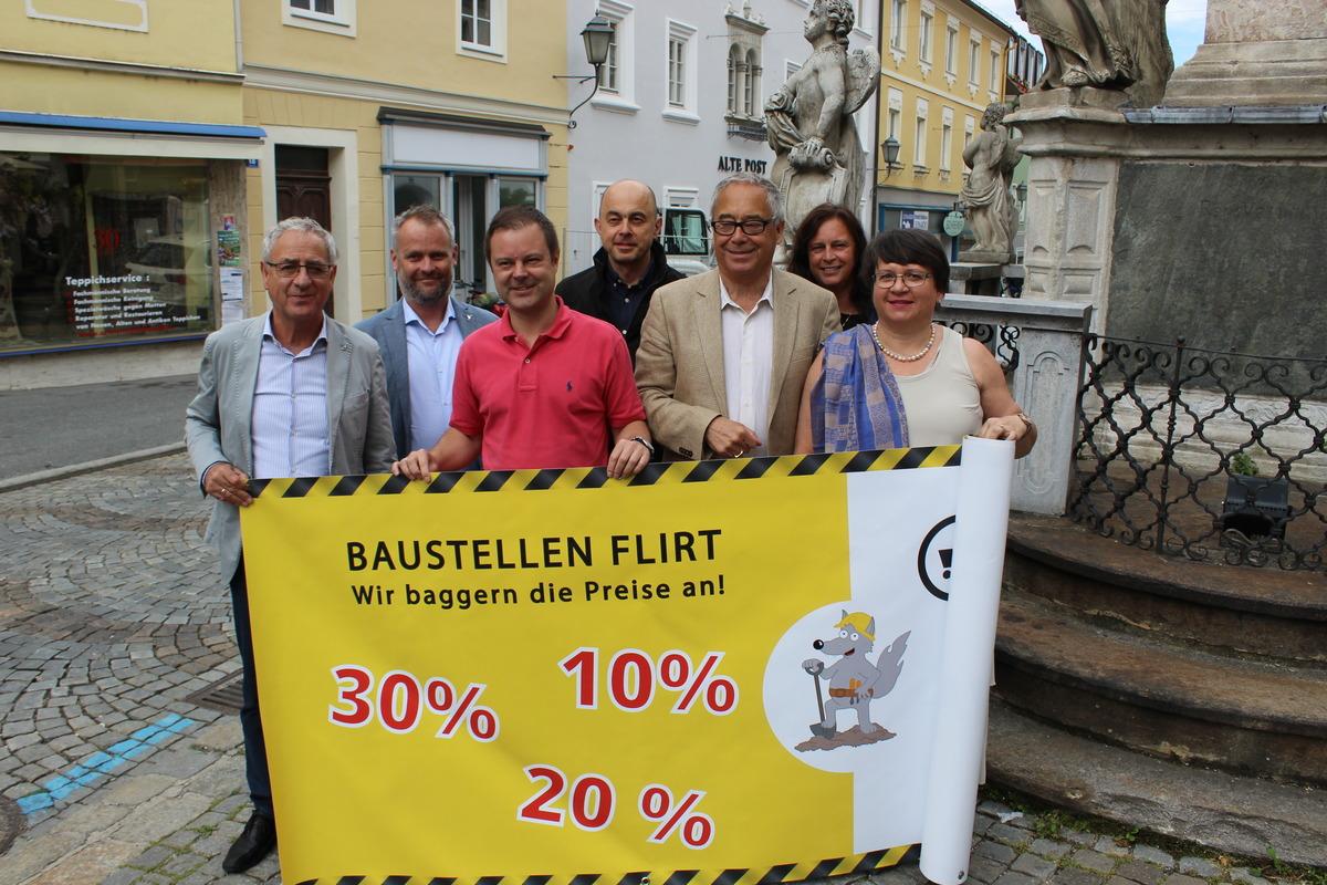 Hoher Platz Paulino Begleitet Den Umbau Wolfsberg