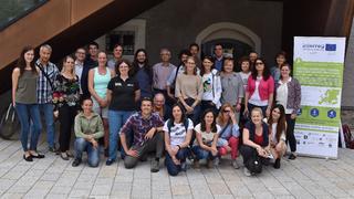 TeilnehmerInnen aus den Ländern Österreich, Deutschland, Ungarn, Italien, Kroatien, Slowenien und Frankreich.