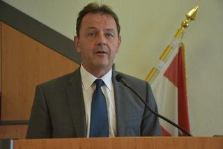 LWK-Präsident Berlakovich skizzierte die Arbeitsschwerpunkte.