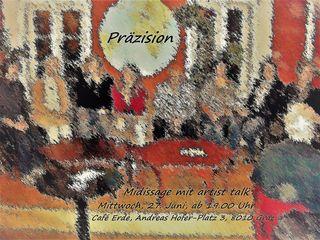Herzliche Einladung zur Juni-Midissage der :freien galerie: