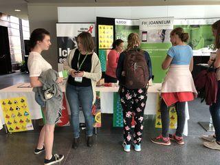 Rund 600 Jugendliche haben sich bei der Jugendkonferenz in Weiz zum Thema Gesundheit informiert.