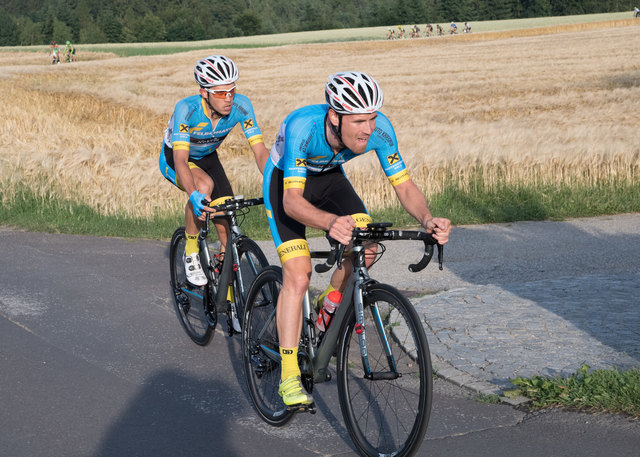 Etappensieger Stephan Rabitsch (AUT, Team Felbermayr Simplon Wels)1. Etappe Linz - Pelmberg vor Stephan Rabitsch (AUT, Team Felbermayr Simplon Wels) 1. Etappe Linz - Pelmberg