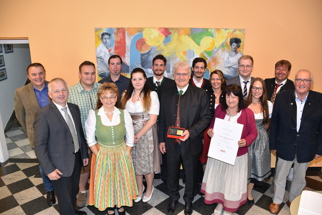 80 Jahre Firma Engelmann Sarmingstein-Wien