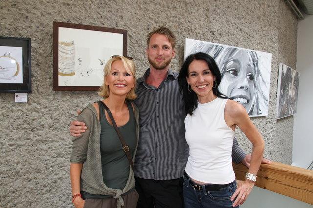 Christine Schnöll, Markus Anders, Michaela Stockhammer.