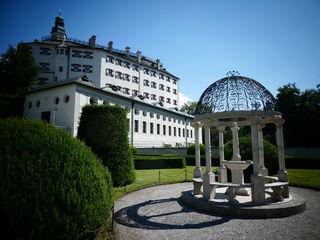 ... ist Schloss Ambras bei Innsbruck. Das Museum dort und der Park ringsum sind immer wieder neu einen Besuch wert