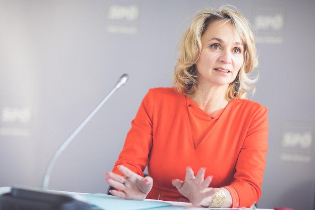 Elisabeth Blanik, Vorsitzende der neuen SPÖ Tirol