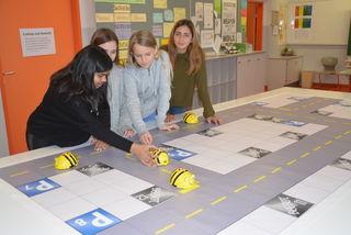 Innovative Technik gehört in den Schulen zum Unterricht fix dazu.