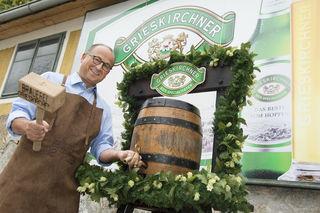 Seit 2013 ist die Brauerei Grieskirchen im Besitz von Marcus Mautner Markhof.