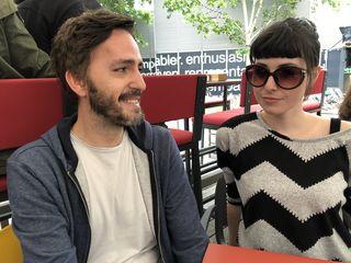 Mario Wienerroither und Vicky Winter bilden das Duo Dramas.