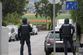 Hall-Polizeieinsatz nach gefährlicher Drohung