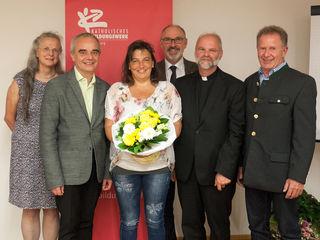 OA Dr. Barbara Dietze, Mag. Hermann Buchauer, Monika Trippold, Andreas Gutenthaler, Mag. Michael Pritz, Gerhard Schermer