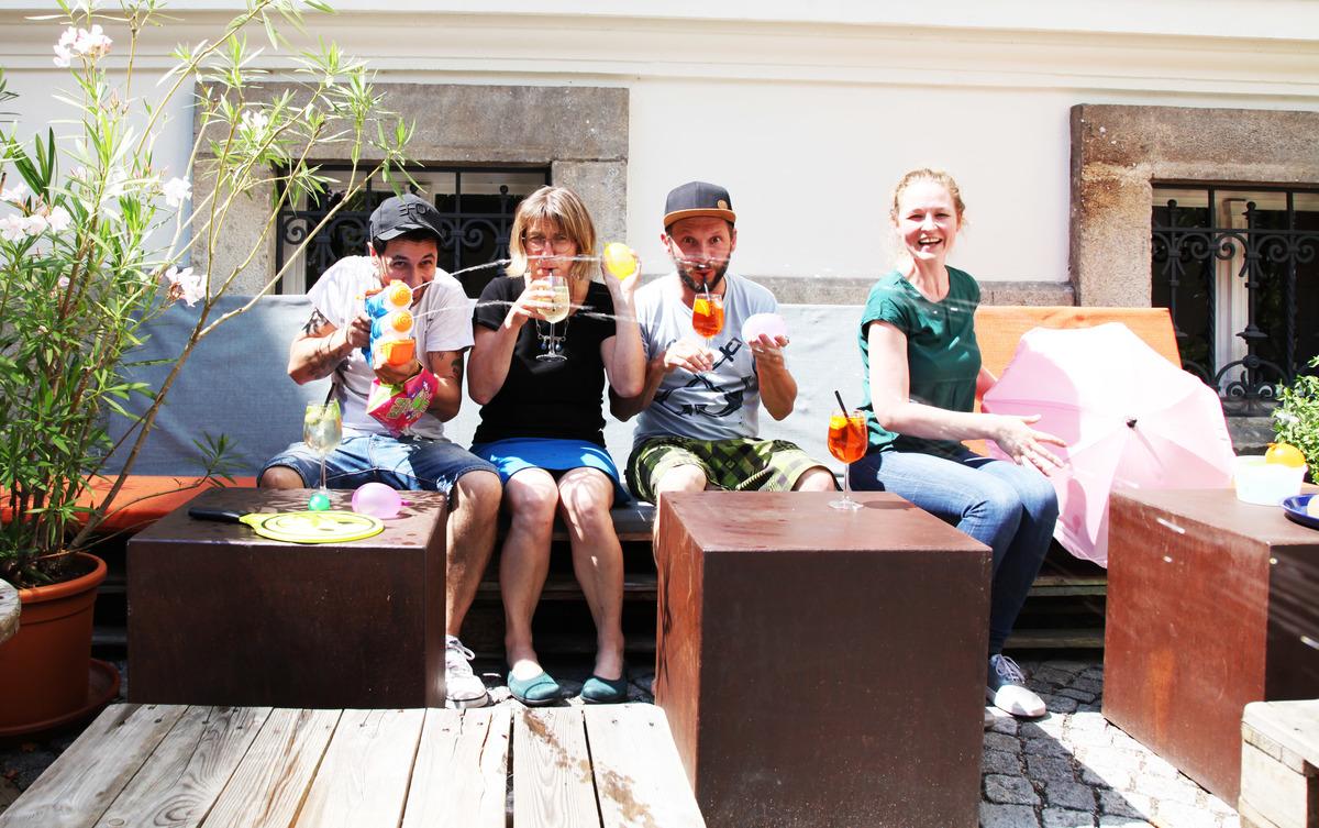 mkh beginnt die Ferien mit einem Sommerfest - Wels & Wels Land