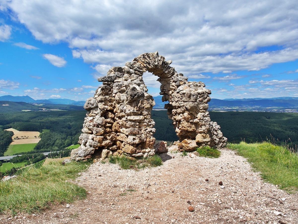 Klettersteig Türkensturz : Wanderung auf den türkensturz neunkirchen