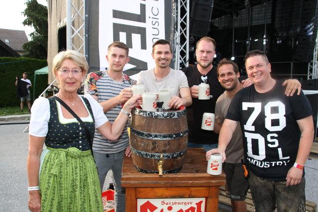Stadtfest Seekirchen Thema Auf Meinbezirkat