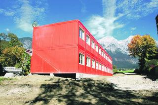 """Ein """"Containerkindergarten"""" wIrd diskutiert"""