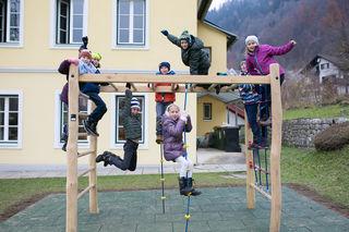 In Treffen wurde bereits ein Kinderspielplatz gebaut