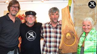Köck Johannes - Cine Tirol (Mitglied, Unterstützer), Toni Wille spendet immer seine Kunstwerke (Mitglied, Unterstützer).