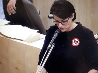 Nationalratsabgeordnete Renate Gruber