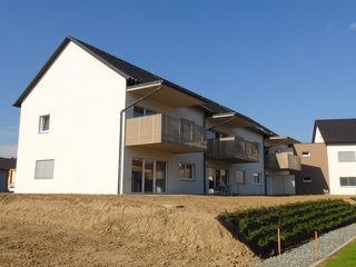 Wohntraum Gleinstätten: 14 neue, moderne Eigentumswohnungen entstanden im Wohnhaus Gleinstätten 336.