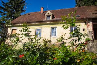 Villa Marienheim in Gornja Radgona, Slowenien. (Foto: Tomislav JOSIPOVIC)