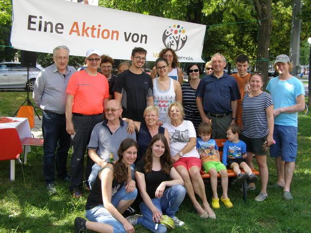 Neue Leute bei Freizeitaktivitten in Wien kennenlernen