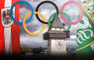 Kein Olympia in Graz und Schladming: Das ÖOC unterstützt die Bewerbung nicht weiter.