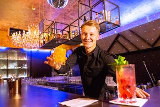 Der Highball als echter Hingucker: Nici Schachner setzt in der Boilerman-Bar aber auch auf spezielle Gin- und Wodkasorten.